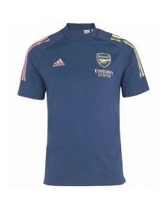 Arsenal 20/21 blue training t-shirt
