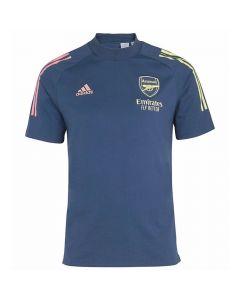 Arsenal 20/21 blue training t-shirt