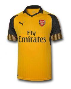 Arsenal Kids Away Football Shirt 2016/17