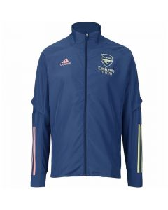 Arsenal kids presentation jacket 20/21 (blue)
