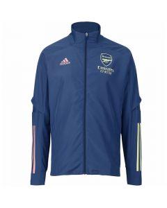 Arsenal kids presentation jacket 20/21 (blue)