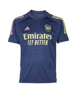 Arsenal junior training shirt 20/21 (blue)