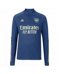 Arsenal kids blue training top 20/21