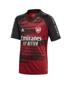 Arsenal Kids Maroon Pre-Match Jersey 2020/21