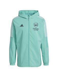 Arsenal Adidas Tiro presentation jacket 21/22 (acid mint green)