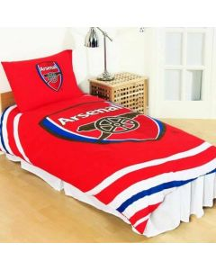Arsenal Reversible Quilt Cover