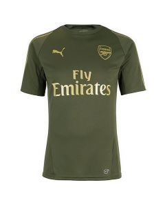 Arsenal Puma Green Training Jersey 2018/19 (Adults)