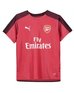 Arsenal Puma Red Training Jersey 2018/19 (Kids)