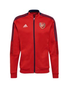 Arsenal 21/22 red anthem jacket