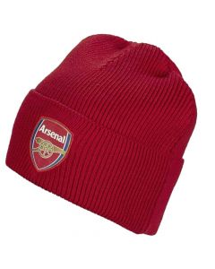 Arsenal red beanie hat 2019/20
