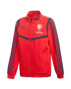 Arsenal Adidas red presentation jacket 19/20