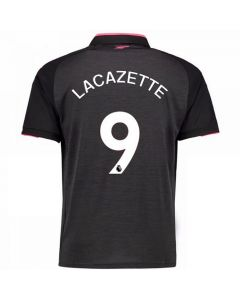 Arsenal 'Lacazette 9 & Patches' Kids Third Shirt 2017/18