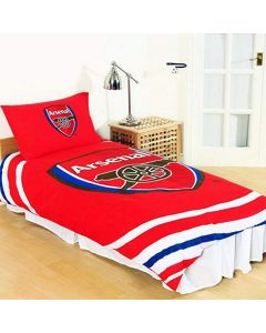 Arsenal Pulse Reversible Duvet Set (Single)