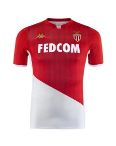 AS Monaco Home Football Shirt 2019/20