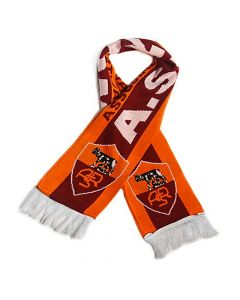 AS Roma Jacquard Scarf