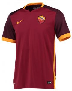 AS Roma Kids (Boys Youth) Home Jersey 2015 - 2016
