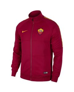 AS Roma red I96 Jacket 2019/20