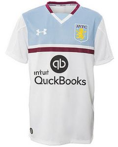 Aston Villa Away Football Shirt 2016/17