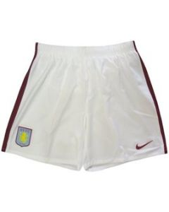 Aston Villa Boys Soccer Shorts 09-10