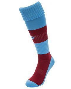 Aston Villa Home Socks 2015 - 2016