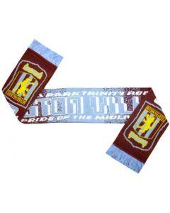 Aston Villa Jacquard Scarf