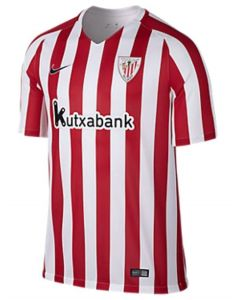 Athletic Bilbao Kids Home Football Shirt 2016/17
