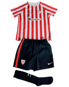 Athletic Bilbao Little Boys Home Kit 2016 - 2017