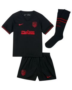 Atletico Madrid Kids Away Kit 2019/20