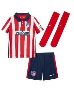 Atletico Madrid Kids Home Kit 2020/21