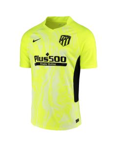 Atletico Madrid Third Shirt 2020/21