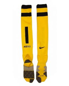 Atletico Madrid Away Soccer Socks 2013-14