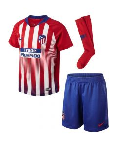 Atletico Madrid Nike Home Kit 2018/19 (Kids)