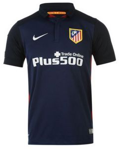 Atletico Madrid Kids Away Jersey 2015 - 2016