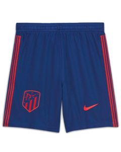 Atletico Madrid kids away shorts 20/21