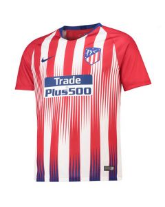 Atletico Madrid Nike Home Shirt 2018/19 (Adults)
