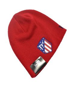 Atletico Madrid Red Beanie Hat