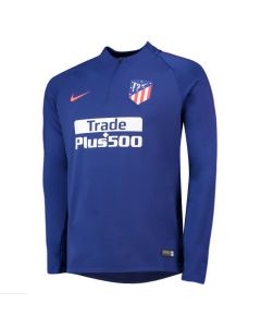 Atletico Madrid Nike Blue Squad Drill Top 2018/19 (Adults)