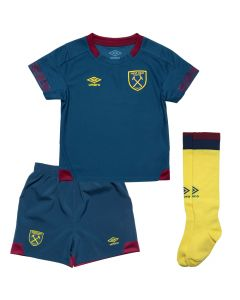 West Ham United Umbro Away Kit 2018/19 (Kids)