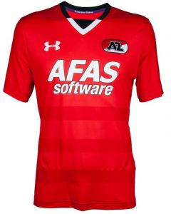 AZ Alkmaar Home Football Shirt 2016-17