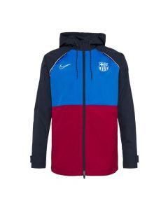 Barcelona Colour Block AWF Jacket 2021/22