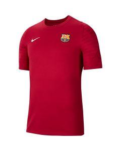 Barcelona Kids Red Strike Training Jersey 2021/22