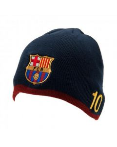 Barcelona Messi 10 Knitted Hat