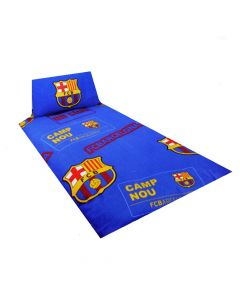 Barcelona Patch Single Duvet Set