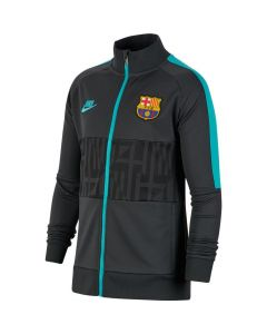 Barcelona Kids Grey I96 Jacket 2019/20