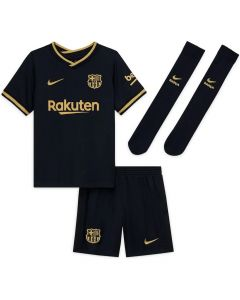 Barcelona Kids Away Kit 2020/21
