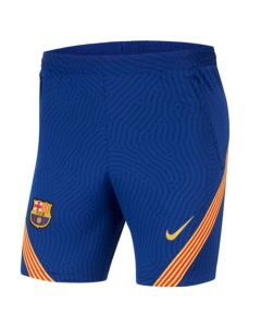 Barcelona Blue Strike Training Shorts 2020/21
