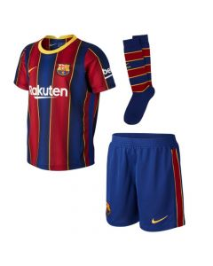 Barcelona Kids Home Kit 2020/21