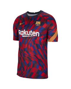 Barcelona Home Pre-Match Jersey 2020/21