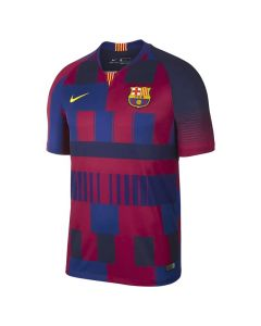 Barcelona Nike 20th Anniversary Home Shirt 2018 (Adults)