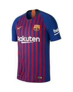 Barcelona Nike Authentic Home Shirt 2018/19 (Adults)
